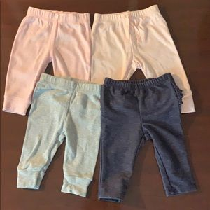 Other - BabyGap, Carter's Knit Pants, Old Navy Leggings